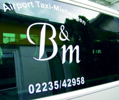 Airport Taxi B & m